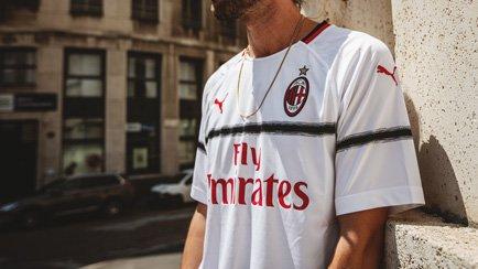 Milan 2018/19 uitshirt