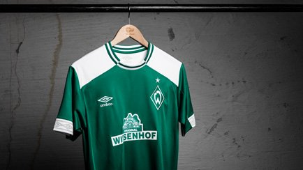 Neues Werder Bremen Heimtrikot 2018/19
