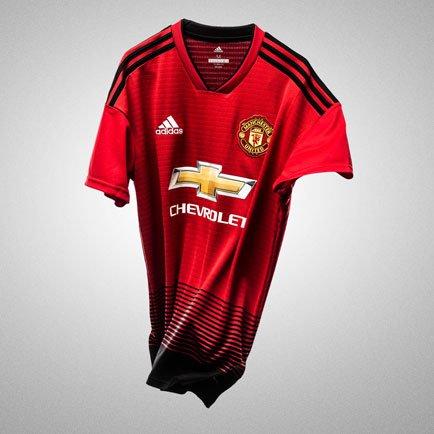 Ny Manchester United Hjemmedrakt