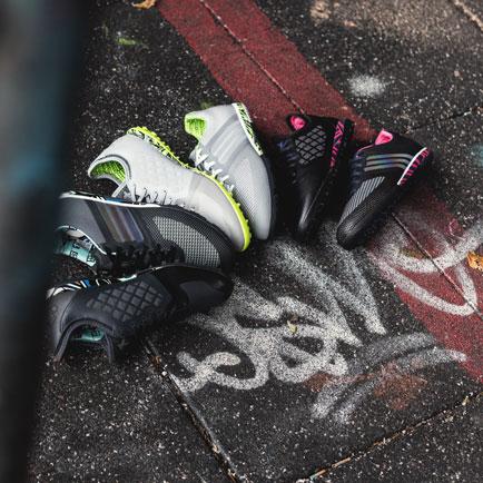 adidas bringer liv til gaderne med Ace og X Cag...
