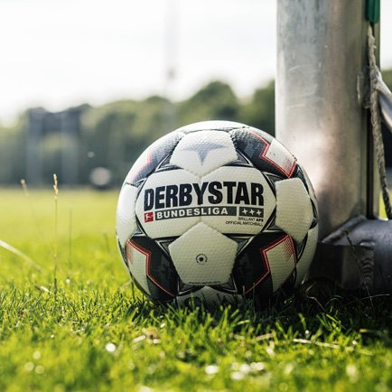 Neuer Derbystar Spielball   Bestelle deinen Der...