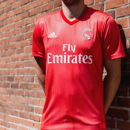 Das neue 3. Trikot 2018/19 für Real Madrid | Ho...