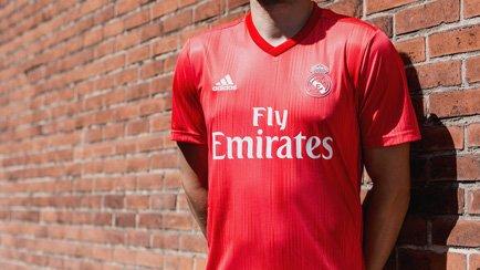 Ny Real Madrid 2018/19 3. Trøje | Køb din trøje...