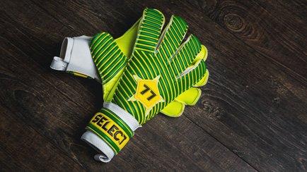 Select 77 |  Retro handsken vender retur
