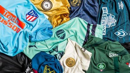 Top 10 Klubtrøjer | Se Unisport's 10 bedste trø...