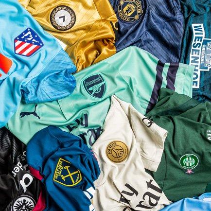 Top 10 clubshirts | Bekijk Unisport's 10 beste ...