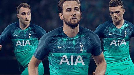 Ny Tottenham-drakt | Les mer om den nye tredjed...