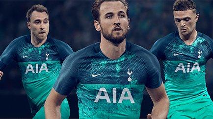 Ny Tottenham Trøje | Læs mere om den nye 3. Trøje