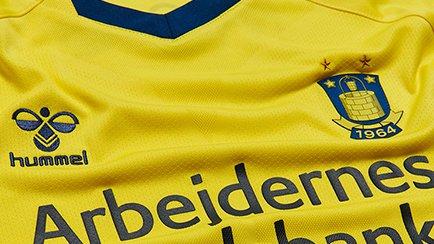 Ny Brøndby IF Hjemmebanetrøje | Læs mere hos Un...