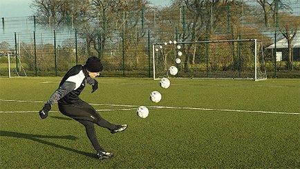 Sådan skruer du bolden
