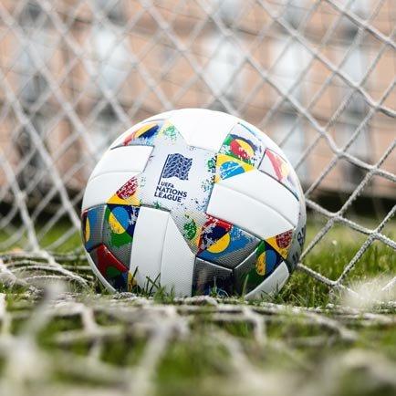 adidas présente le ballon de la Ligue des Nations