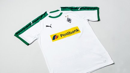 Das Borussia Mönchengladbach Heimtrikot 2018/2019