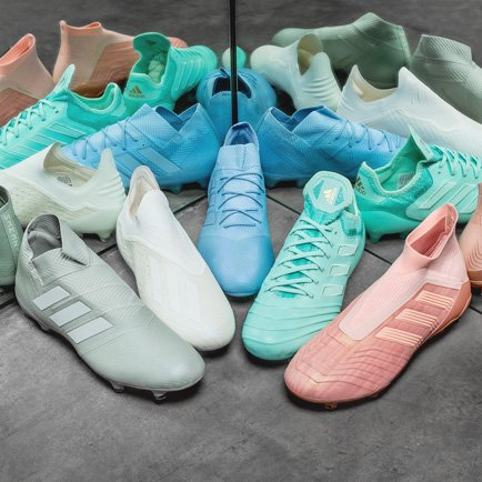 adidas presents Spectral Mode Pack | Read more ...