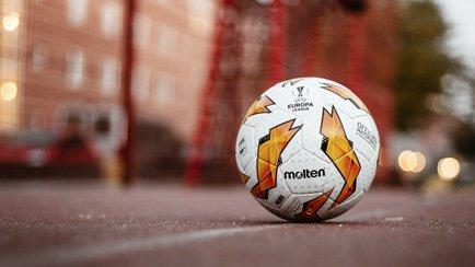 Molten Europa League-kampbold | Læs mere hos Un...