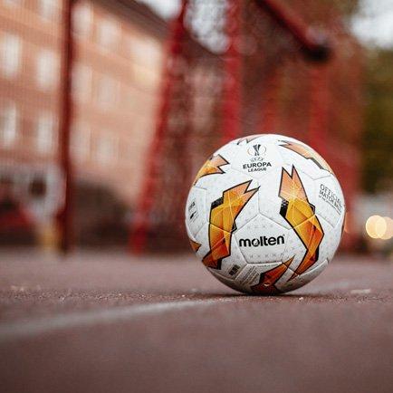 Molten Europa League Matchball | Erfahre mehr b...