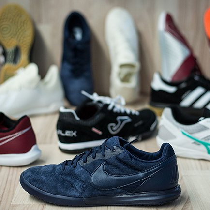 Top 5 indoor shoes | See which shoes made the cut