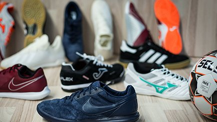 Top 5 indendørssko | Se hvilke sko der kom p...