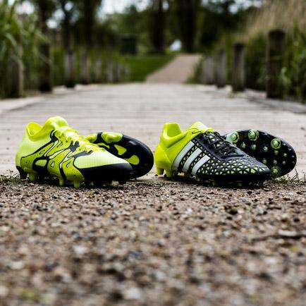 adidas løfter sløret for revolutionen: Mød X15 ...