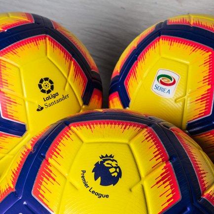 Hi-Vis Nike Merlin fotboll | Se nya fotbollen p...