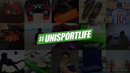 Share your #unisportlife