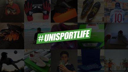 Teile dein #unisportlife