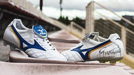 Mizuno Wave Cup Legend   Des chaussures embléma...