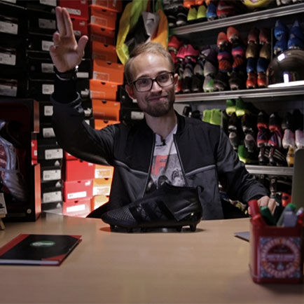 Unisport WebTV: Lerne den neuen adidas Ace 'Lac...