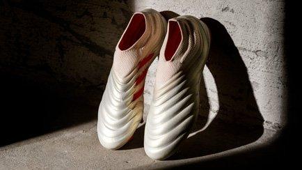 adidas Copa 19+ | Première chaussure en cuir sa...