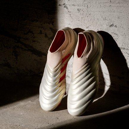 Møt adidas Copa 19+ | Den første lisseløse skin...