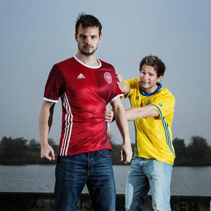 Adidas sørger for Danmark er rustet til kampen ...