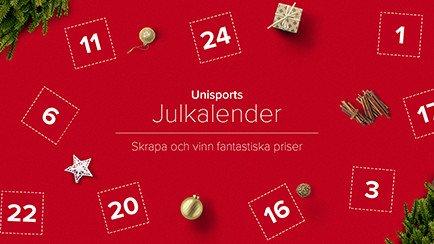 Vinn en årsförbrukning av fotbollsskor i Unispo...