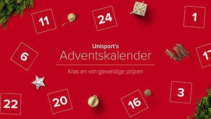 Win een jaarvoorraad voetbalschoenen in Unispor...