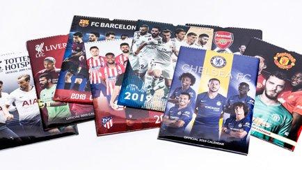 Klub kalendere | Læs mere om en af de bedste ga...