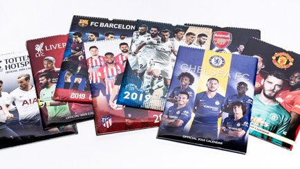 Club calendars | Read more about the best gift ...