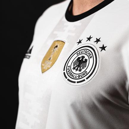 adidas präsentiert das neue EM 2016 Deutschland...