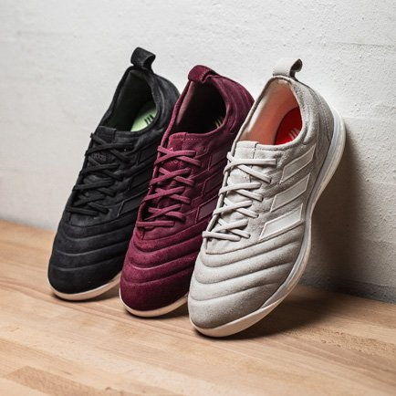 Ny Limited Edition Copa 19+ sneakers   Läs mer ...