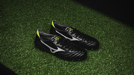Morelia Neo II MIJ Black Star | Lue lisää kengä...