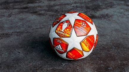 Officielle Champions League Finale kampbold   L...