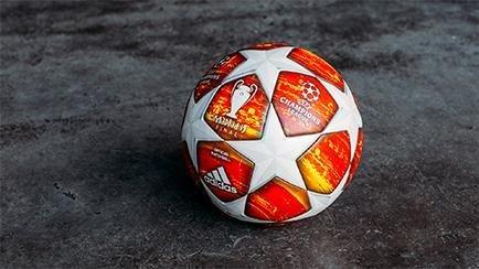 Den officiella Champions League-finalbollen | L...