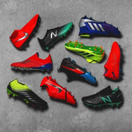 Nya fotbollsskor | Se de senaste fotbollsskorna...