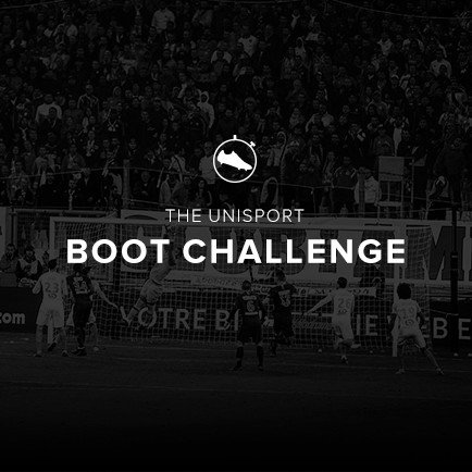 Unisport Boot Challenge | Win a pair of footbal...