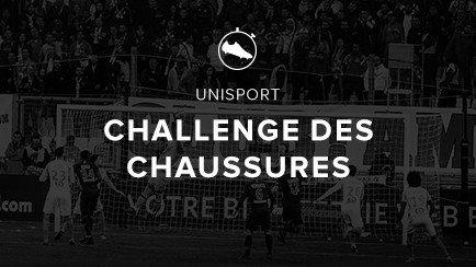 Le challenge Unisport des chaussures | Particip...