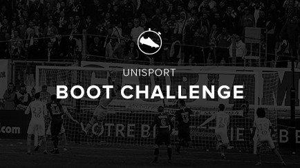Unisport Boot Challenge | Vinn ett par fotbolls...