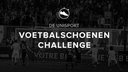 Unisport  Voetbalschoenen Challenge | Win één p...