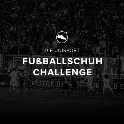 Die Unisport Fußballschuh Challenge    Gewinne ...