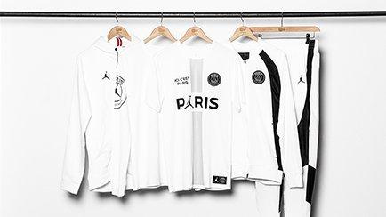 PSG x Jordan släpper ny klädkollektion