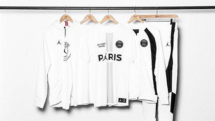 PSG x Jordan veröffentlicht eine neue Kollektion