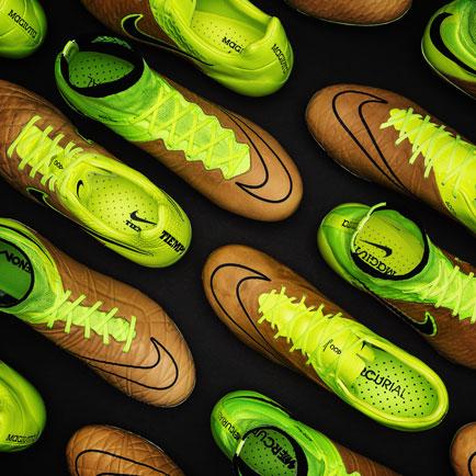 Nike gir nytt liv til Tech Craft med en neon in...