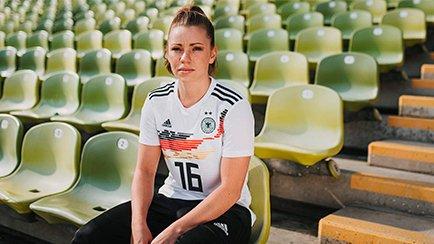 adidas præsenterer VM-trøjer til Tysklands kvin...