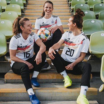 adidas DFB WM Trikot für die Frauen Weltmeister...